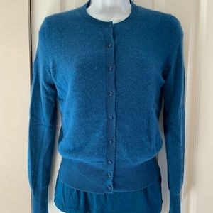 Lord n Taylor cashmere cardigan